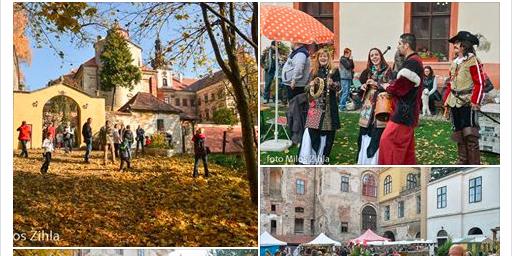 Podzimní strašení - fotografie Miloš Žihla